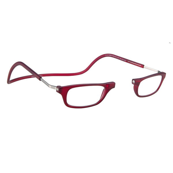 Clic Frosted XL Rood 1