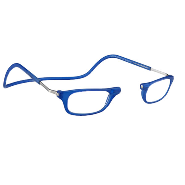 Clic Frosted XL Blauw 1