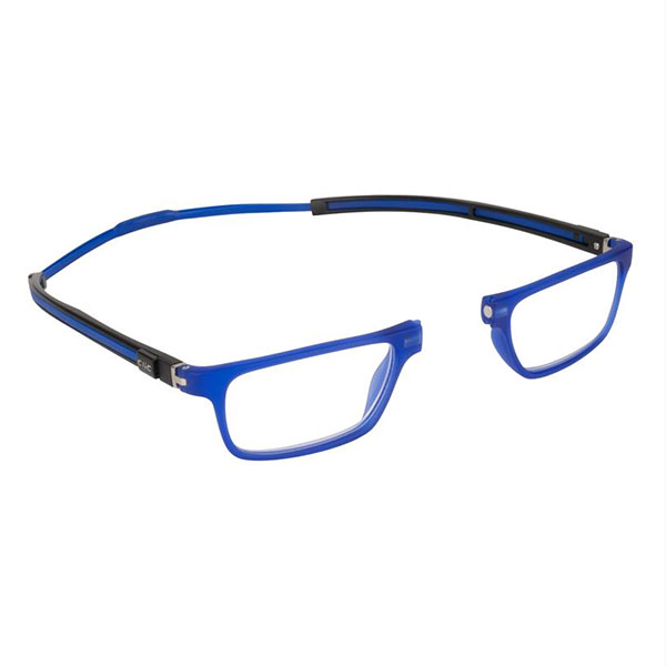 Clic Tube Frosted blauw 1