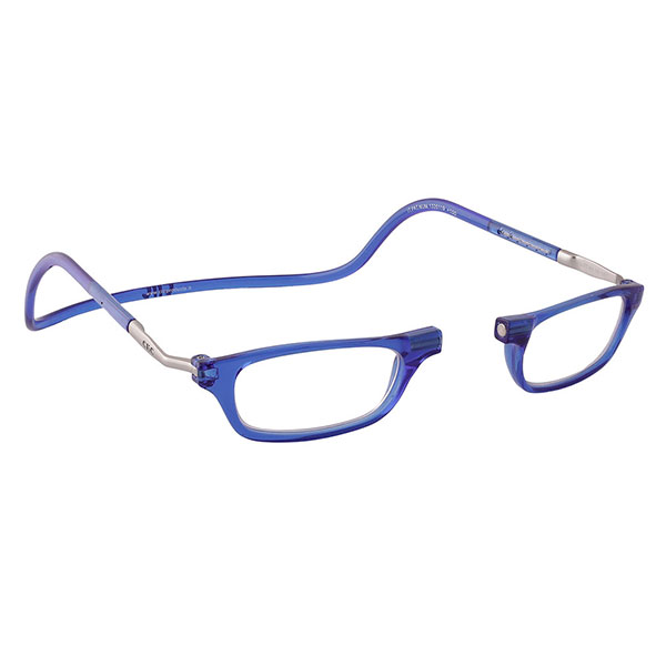 Clic Classic XL Bril zonder Glazen 1
